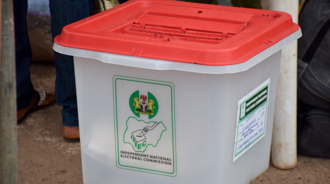 Breaking: Armed thugs allegedly hijack ballot boxes