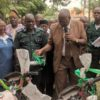 Deforestation: Edo commissions 39 motorcycles for forest monitoring, charges communities against encroachment