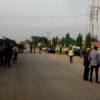 Breaking: Protest rocks Imo INEC office