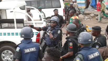 Stray bullet kills 18-yr-old in Lagos during Police gunfight with cultists, kidnappers