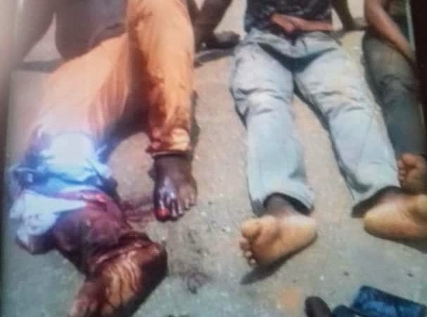 Land Grabbers Arrested By Soldiers After Opening Fire On Farmers In Edo