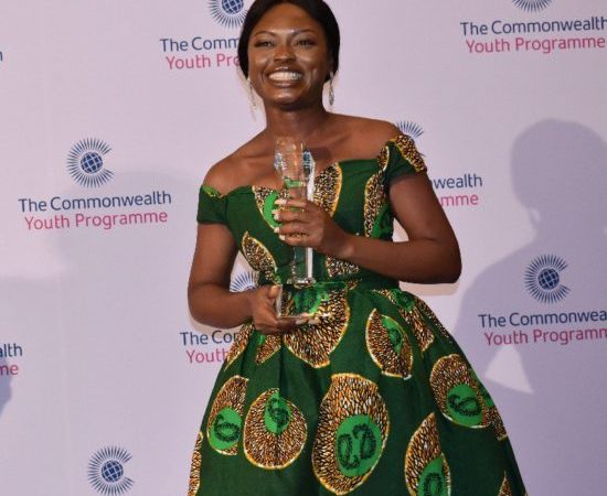 """Nigerian Lady, Oluwaseun Ayodeji Named """"Common Wealth Young Person Of The Year"""""""