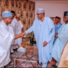 Buhari, APC govs meet in Villa