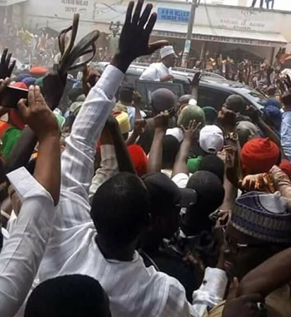 Bauchi rerun: Available results from 9 LGs show PDP leading in 6