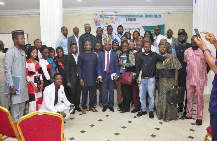 ANEEJ decorates Obaseki, others with Open Government Champions Award