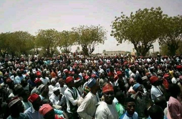 Kano Guber: PDP supporters go spiritual over re-run