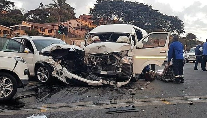 Six killed, 14 injured in Onitsha accident