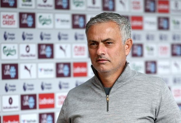 Champions League: Mourinho names two clubs that'll play final