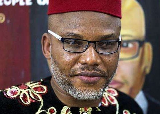 Nnamdi Kanu's lawyer reveals what stopped sureties from producing IPOB leader in court
