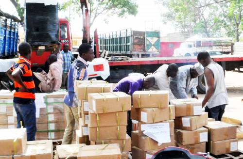 Escorts, drivers, vehicles conveying INEC electoral materials attacked in Benue