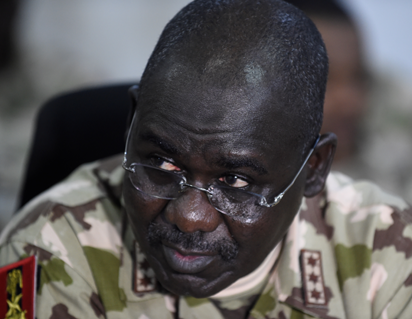 It's wrong to say election was militarised, says Gen Buratai, Chief of Army Staff