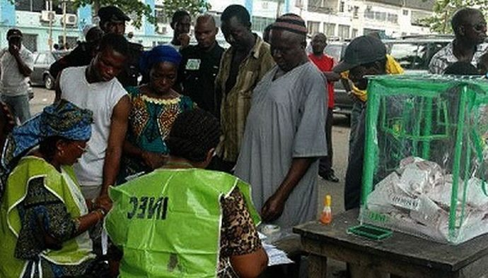 Rivers Election: INEC Blames Soldiers, Accuses Them Of Intimidating And Harassing Electoral Officers