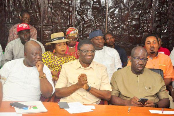 Edo leads in developmental strides among APC-controlled states in January – Report
