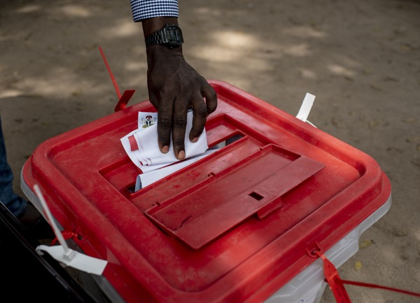 Those not satisfied with election results need not resort to violence – Group