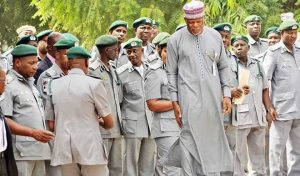 See courses, categories eligible for customs recruitment