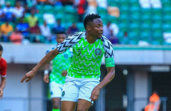 AFCON 2019 draw: Ahmed Musa, Ikpeba react to Super Eagles' group