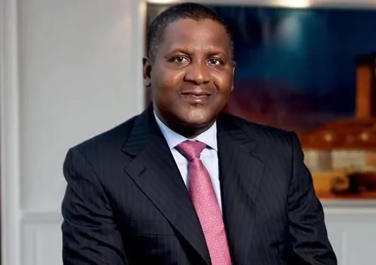 Dangote cautions northern govs over poverty
