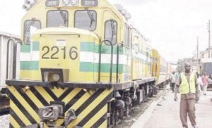 Just in: Train crushes tricycle rider, 4 passengers to death in Lagos