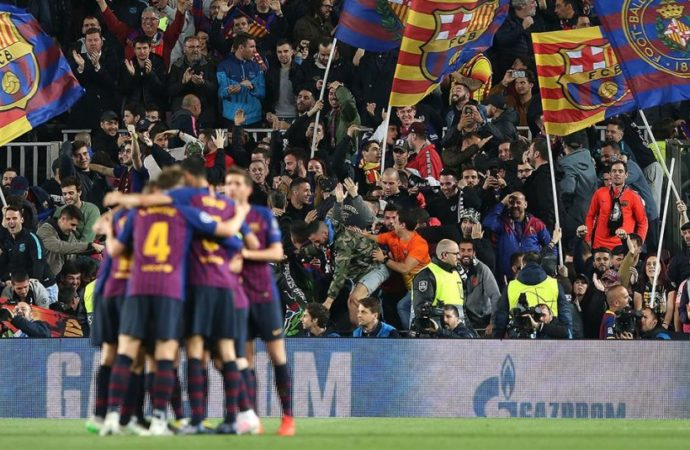 Barcelona announces date for clash with Chelsea