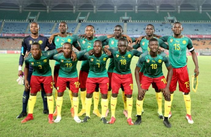Cameroon win U17 AFCON after penalty shootout