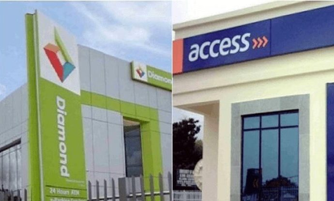 Access Bank Unveils New Logo After Merging With Diamond Bank ( See Here )