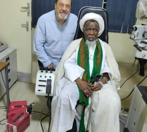 El-Zakzaky, wife need urgent medical attention abroad – Experts