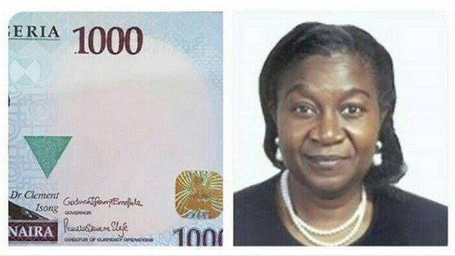 Priscilla Ekwere Eleje: Nigerian women react to appointment of first female CBN Director of Currency