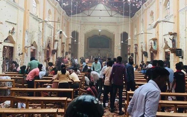 Breaking: Death toll increases to 207 in attacks on churches, hotels in Sri Lanka