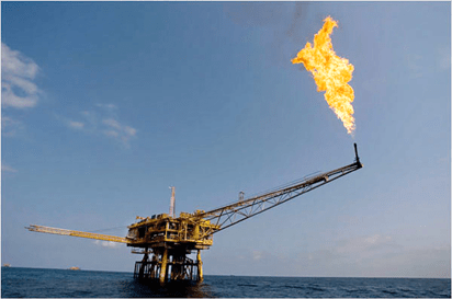 FG begins real-time monitoring of gas flaring, oil spill