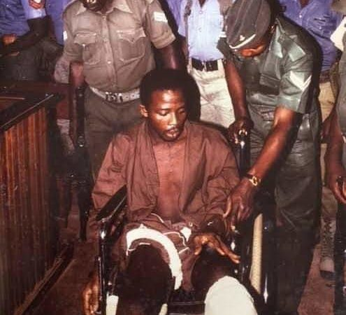 NOTORIOUS RECALL What happened to Anini, the notorious armed robber 32 years ago