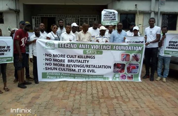 NGO tags 200 deaths in Edo 'cult killings'
