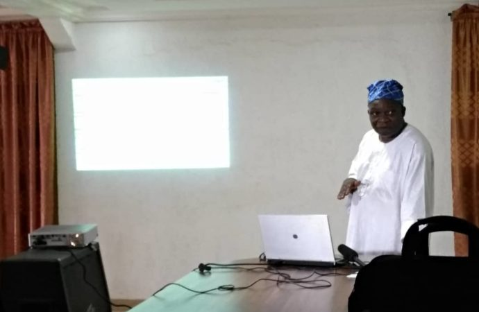Nigerian researcher finds alibi in agriculture, check population growth