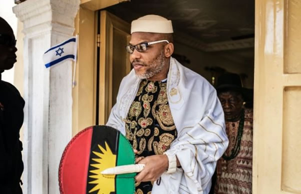 Bench warrant against me mere academic exercise – Kanu