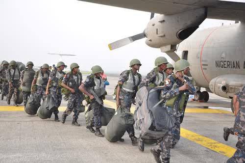 Air Force on fact finding mission over alleged killing of innocents in Zamfara