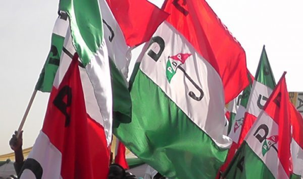 Ex-VP'll not bow to intimidation, says PDP