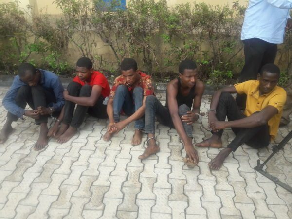 19-year-old kidnap gang leader, 4 others arrested in Ondo