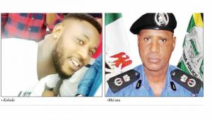 Mum sent new month message to slain football fan on Monday – Brother
