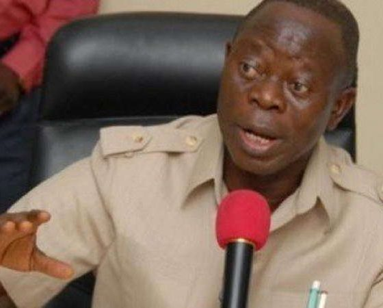 APC did not zone DSP position to South-South – Oshiomhole