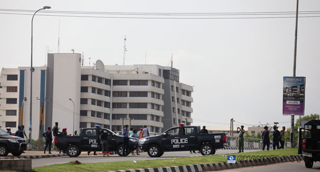 Abuja: Why security operatives barricaded Appeal Court premises