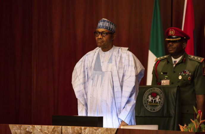 Buhari charges ECOWAS security chiefs on transborder crime