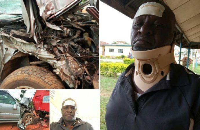 Ambode's Commissioner escapes death by whiskers