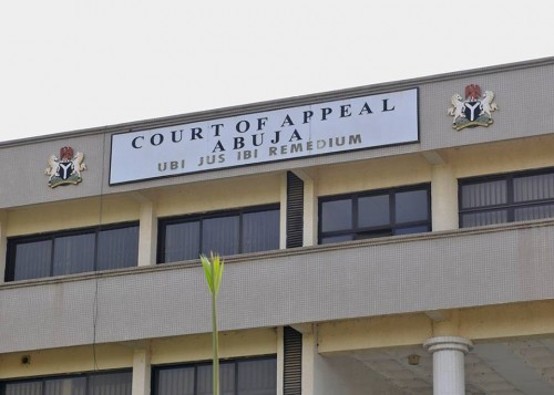 …Security bars protesters from Court of Appeal