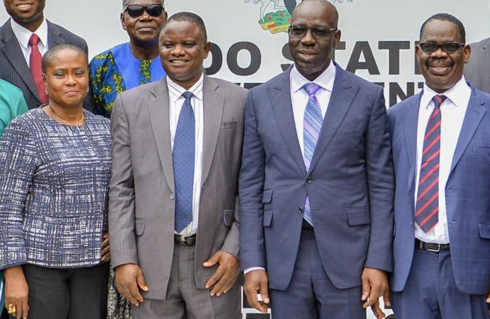 Obaseki assures Health Insurance Scheme'll cater for vulnerable persons, mulls Equity Trust Fund