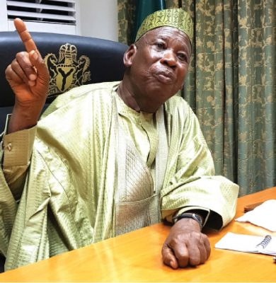We gazetted Kano emirate law, it can't be reversed – Ganduje