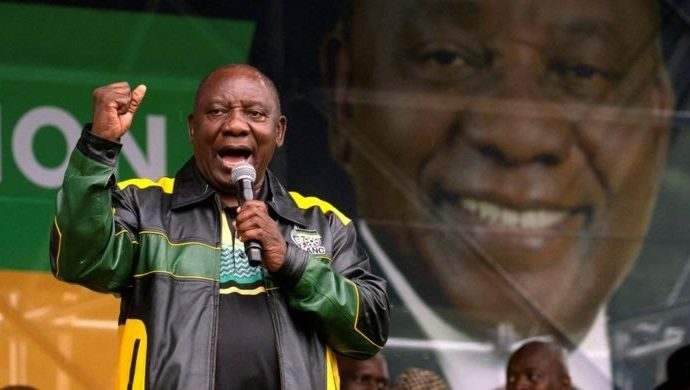 South Africa election: Can Ramaphosa call time on corruption?