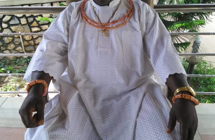 Benin Chief warns group against impersonating Ogiamien's title