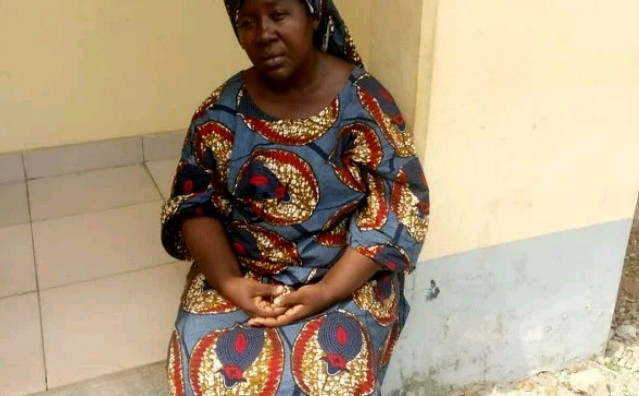 50-yr-old woman arrested for maid trafficking
