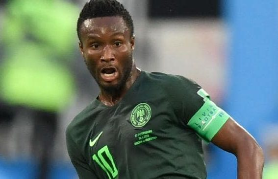 Mikel sets a Nigerian AFCON record