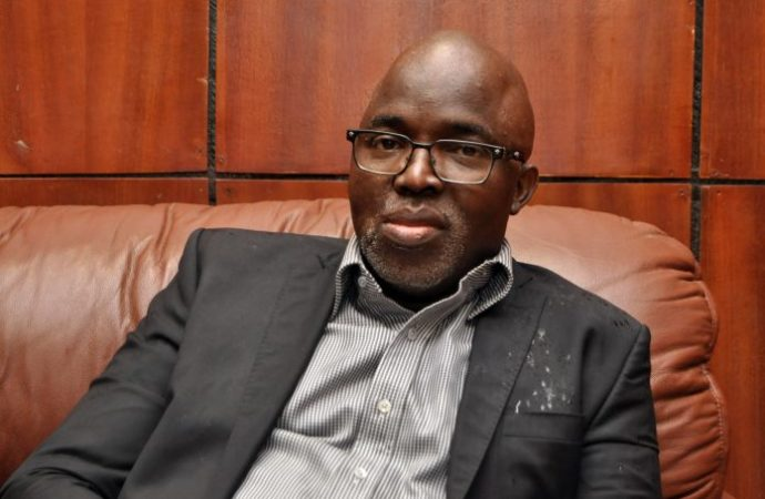 NFF President Pinnick, four others in $8,400, N4bn fraud