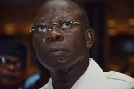 Oshiomhole reveals how wrong diagnosis killed his wife
